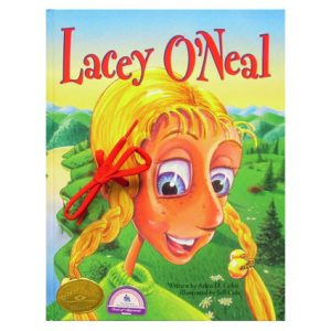 LACEY ONEAL BOOK