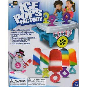 ICE POPS FACTORY
