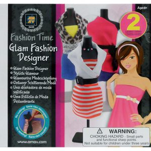 FASHION TIME GLAM DESIGNER