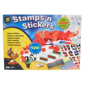 STAMPS N STICKERS