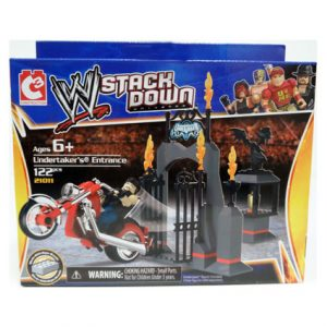 WWE STACKDOWN VECHICLE ASST