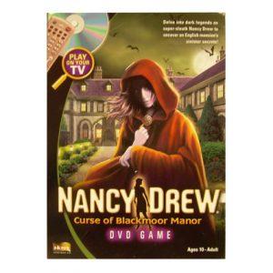 NANCY DREW DVD GAME