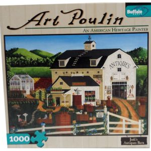 ART POULIN 1000 PC PUZZLE