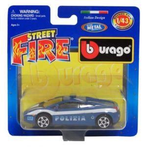 1:43 STREET FIRE SINGLE