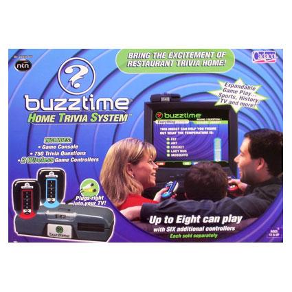 BUZZTIME HOME EDITION GAME