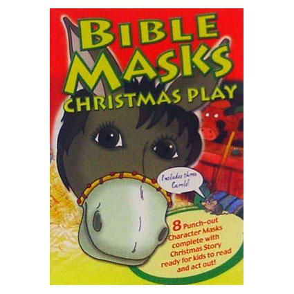 BIBLE MASKS CHRISTMAS PLAY