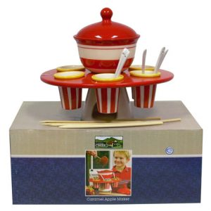 CERAMIC CARAMEL APPLE MAKER