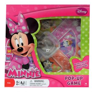 MINNIE POP-UP GAME