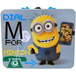 MINIONS 48PC LUNCHBOX PUZZLE