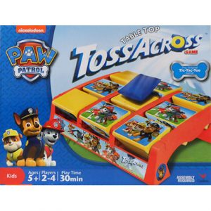 PAW PATROL TABLETOP TOSS ACROSS