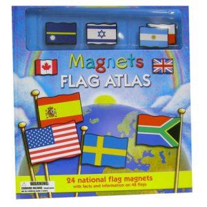 MAGNETS FLAG ATLAS