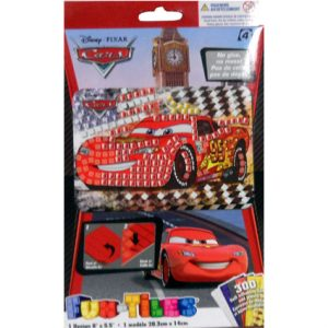 CARS MINI FUN TILES
