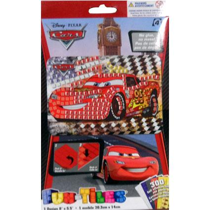 CARS MINI FUN TILES