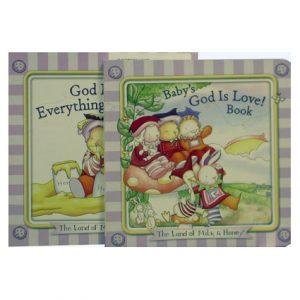 LITTLE HEART/HANDS PRAYER BOOK ASST