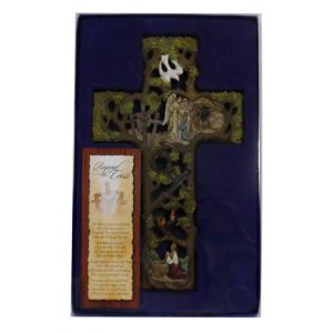 "12"" WALL CROSS - BEYOND THE CROSS"