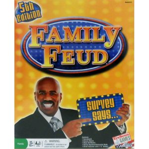 FAMILY FEUD CLASSIC GAME