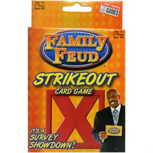 FAMILY FEUD STRIKEOUT GAME