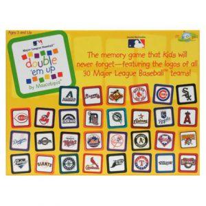MLB MEMORY CARD GAME