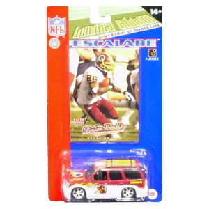 NFL CARDED CAR W/ COLLECTORS CARD