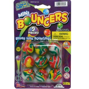 MINI BOUNCER BALLS
