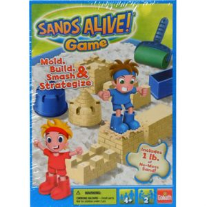 SANDS ALIVE! GAME