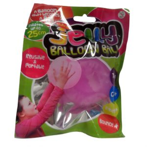 LIGHT UP JELLY BALLOON BALL