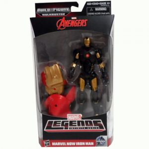"AVENGERS 6"" INFINITE SERIES FIGURE"