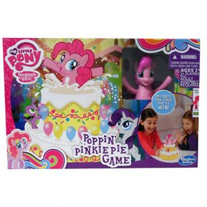 POPPIN' PINKIE PIE GAME