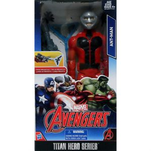 "12"" TITAN HERO ANTMAN FIGURE"