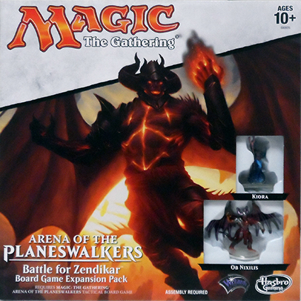 MAGIC: ARENA OF THE PLANESWALKERS GAME EXPANSION Planeswalker Arena Expansion