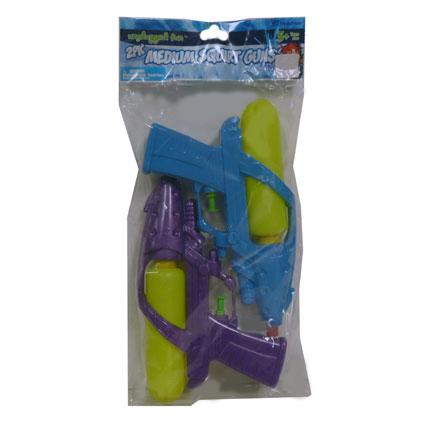 2PK MEDIUM WATER GUNS
