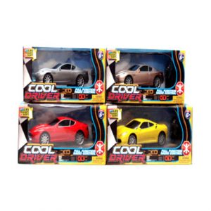 1:24 R/C COOL DRIVER RACER