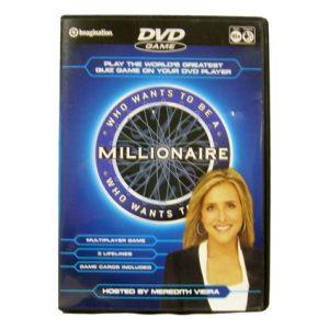 MILLIONAIRE DVD GAME