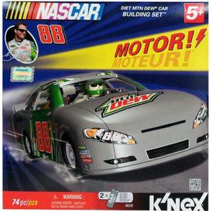 NASCAR MOTORIZED BUILDING SET
