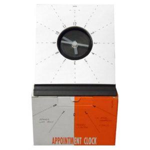 DESK CLOCK APPT PAD