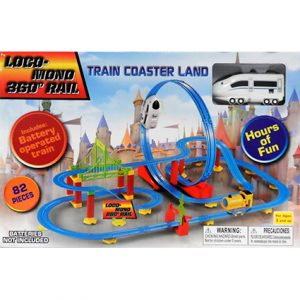 TRAIN COASTER