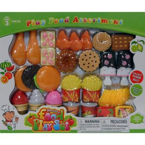 PLAY FOOD ASSORTMENT