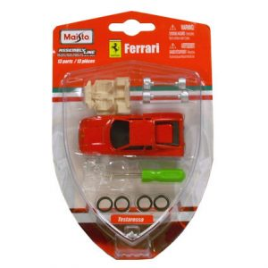 1:64 SCALE FERRARI ASSEMBLY LINE CAR