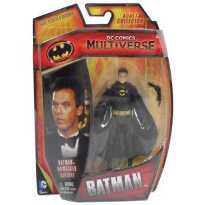DC BATMAN UNMASKED