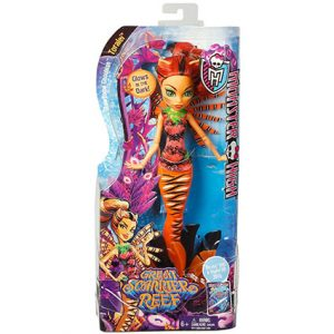 MONSTER HIGH SCARRIER REEF DOLL ASST