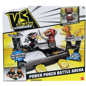 VS RIP-SPIN WARRIORS POWER PUNCH