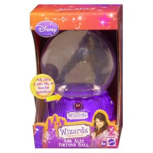 WIZARD OF WAVERLY PLACE FORTUNE BALL