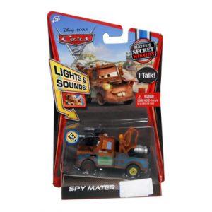 CARS 2 SPY MATER