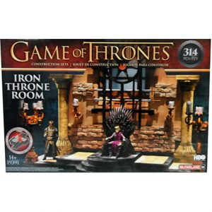 GAME OF THRONES IRON THRONE ROOM
