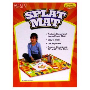 SPLAT MAT