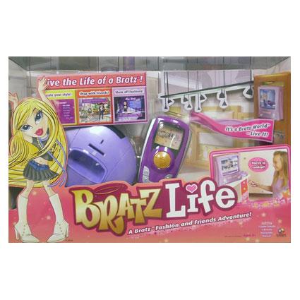 BRATZ LIFE TV GAME