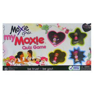 MOXIE GIRL QUIZ GAME