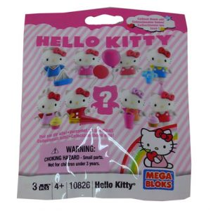 HELLO KITTY BAGGED ACTION FIGURES