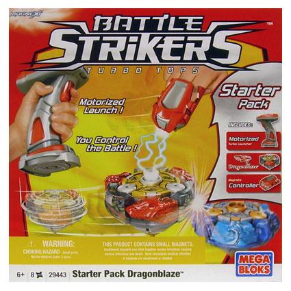 BATTLESTRIKERS STARTER PK