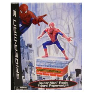 SPIDERMAN 3 PAPERWEIGHT IN BOX